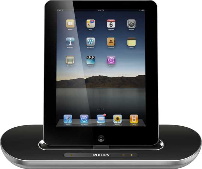 Philips Docking Bluetooth DS7700