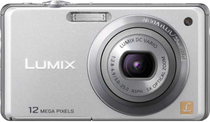 Panasonic Lumix DMC-FH3