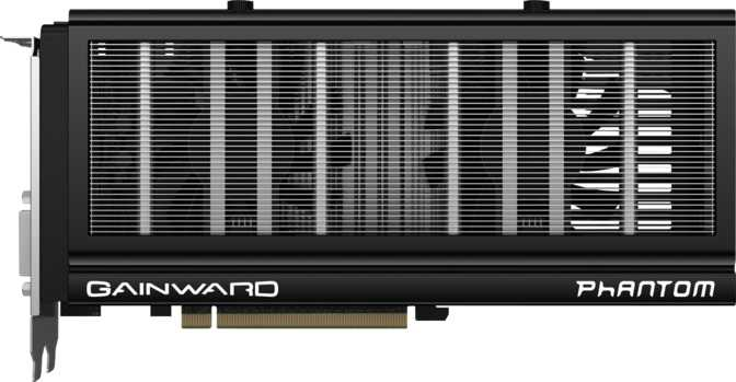Gainward GeForce GTX 760 Phantom