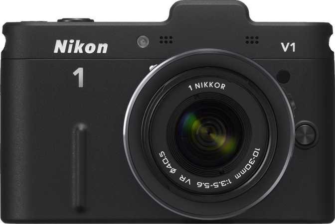 Nikon 1 V1 + 1 Nikkor 10-30mm f/3.5-5.6 VR