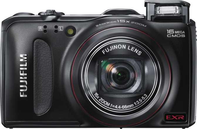 Fujifilm FinePix F550EXR