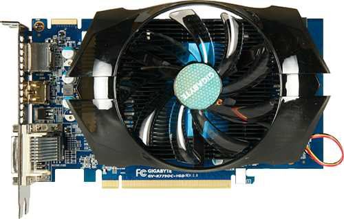 Gigabyte HD 7750 2GB