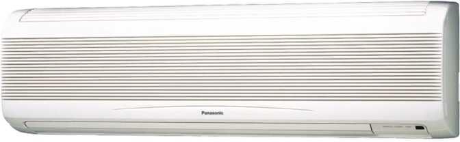 Panasonic Wall Mounted Heat Pumps U-26PE1U6