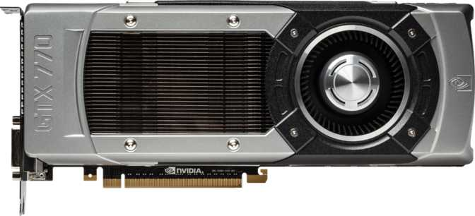 Inno3D GeForce GTX 770