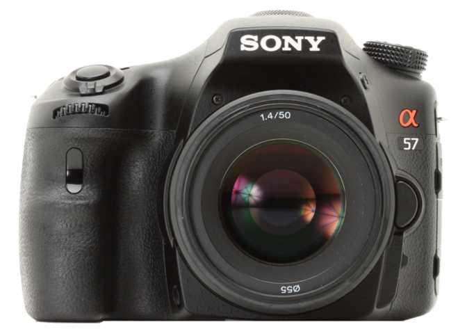 Sony SLT- A57 + Sony 1.4/50