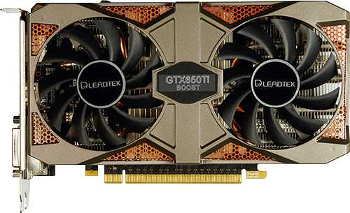Leadtek GeForce WinFast GTX 650 Ti Boost OC