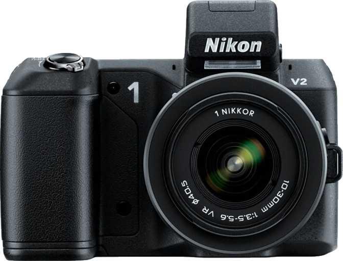 Nikon 1 V2 + 1 Nikkor 10-30mm f/3.5-5.6 VR