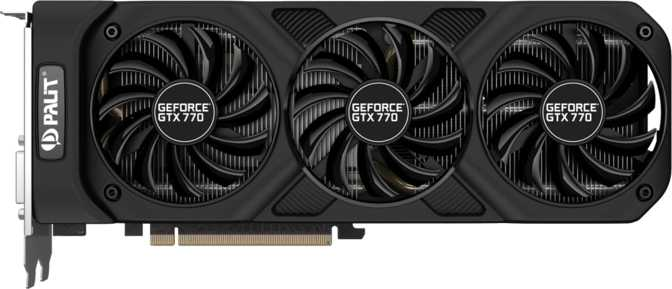 Palit GeForce GTX 770