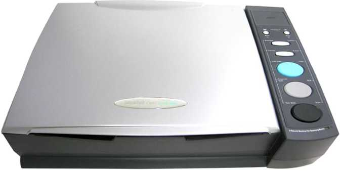 Plustek OpticBook 3600