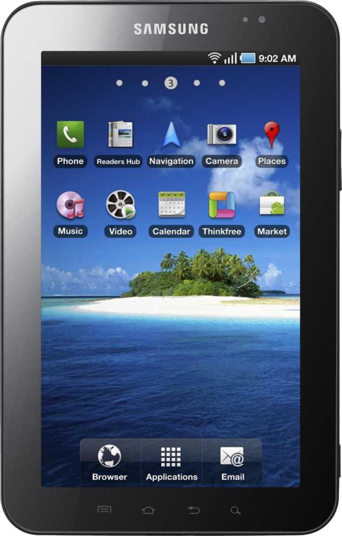 Samsung Galaxy Tab P1010 Wi-Fi