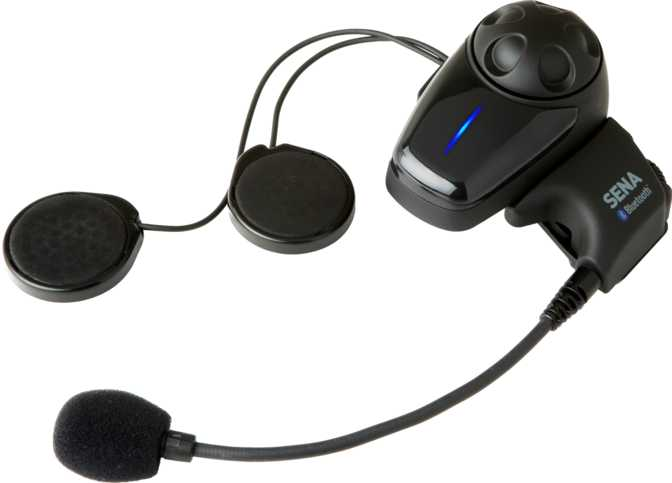 Sena SMH10 Motorcycle Headset & Intercom
