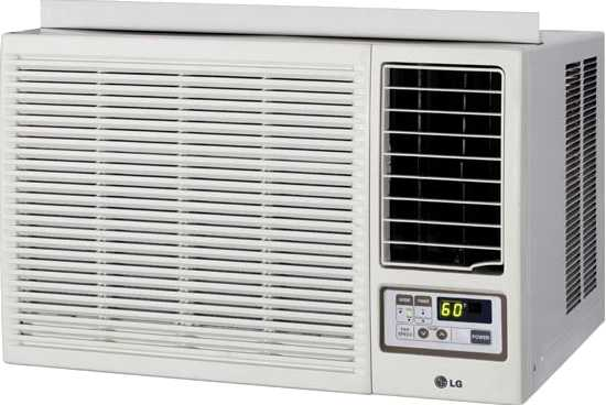 LG Window Air Conditioner LW7013HR