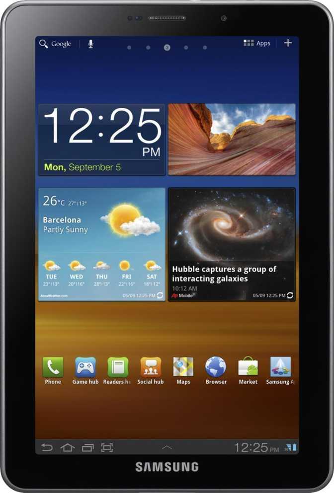 Samsung Galaxy Tab 7.7 P6800 32GB