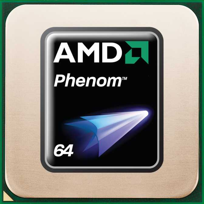 AMD Phenom II X920 Black Edition