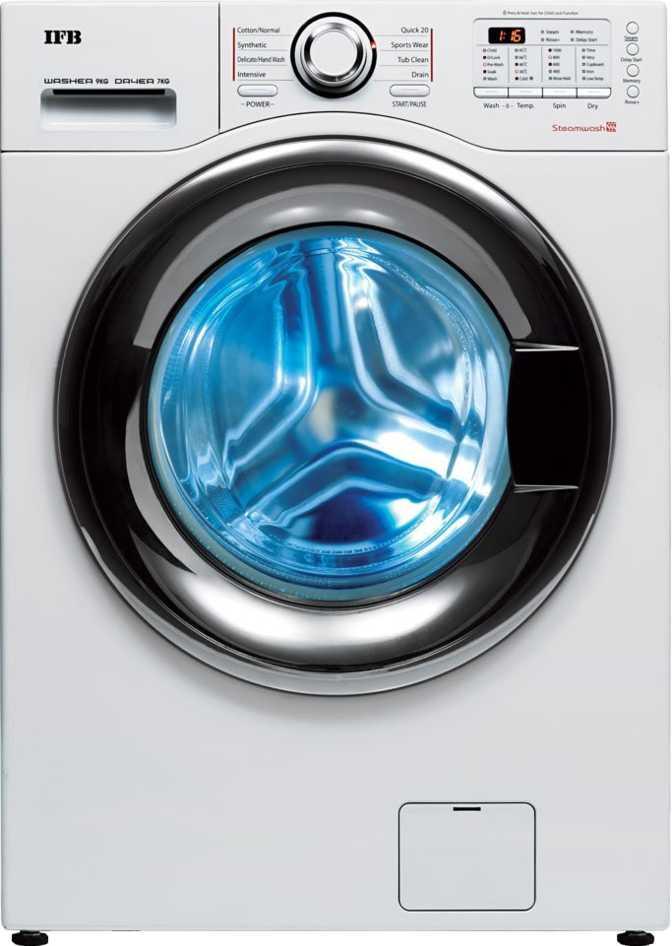 IFB Washer 9 kg Dryer 7 kg