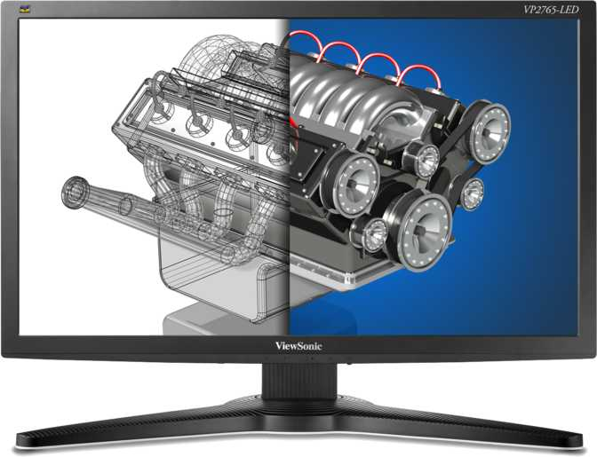ViewSonic VP2765 LED