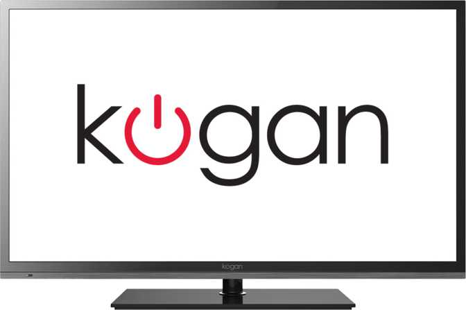 "Kogan 55"" LED FULL HD"