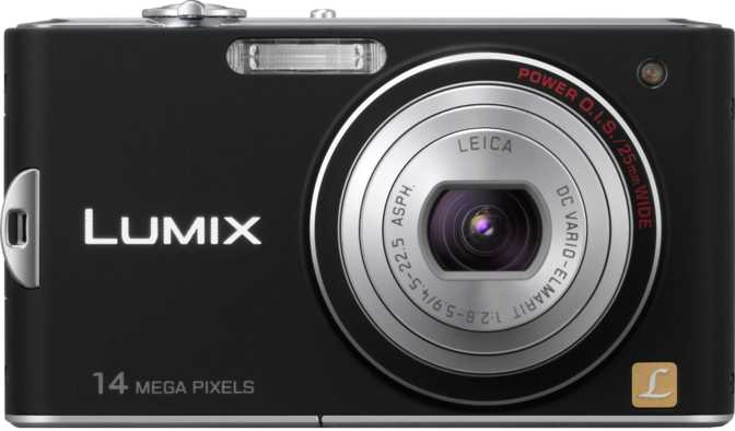 Panasonic Lumix DMC-FX68