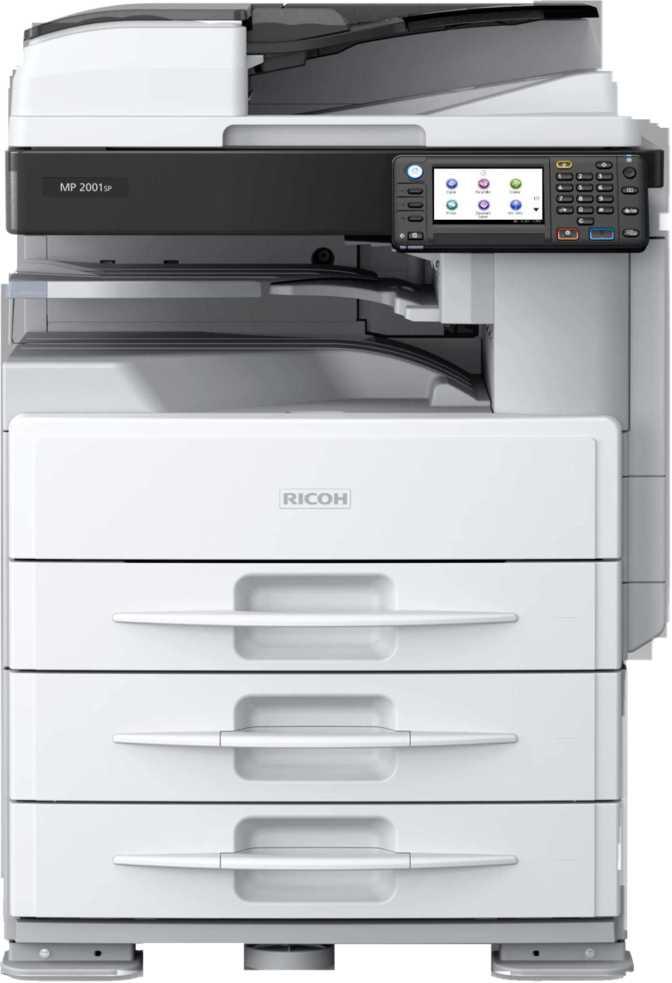 Ricoh Aficio MP C4502