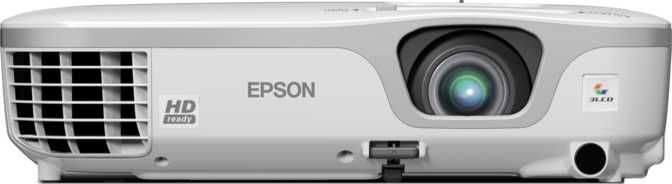 Epson PowerLite Home Cinema 710HD