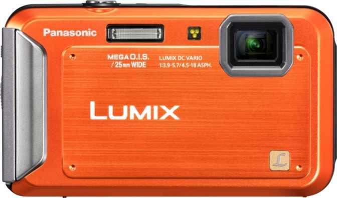 Panasonic Lumix DMC-TS20
