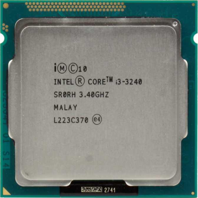 Intel Core i3-3240