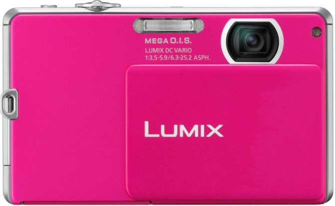 Panasonic Lumix DMC-FP1
