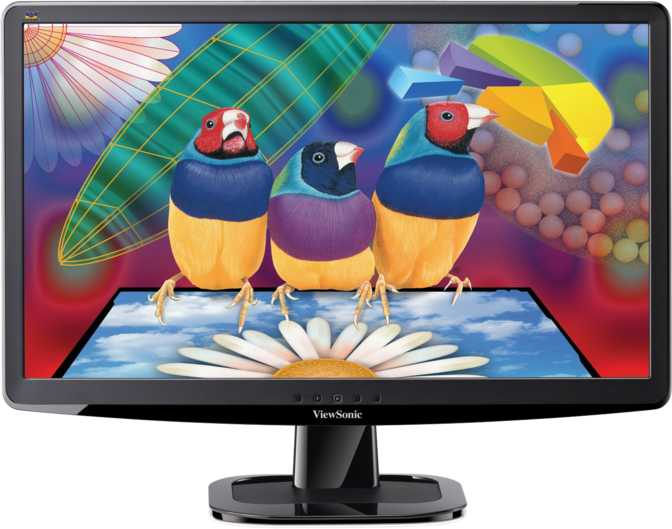 ViewSonic VX2336s LED