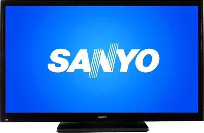 """Sanyo 46"""" LED LCD"""
