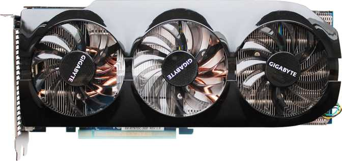 ≫ AMD Radeon R9 270X vs Gigabyte Radeon HD 7870 OC: What is