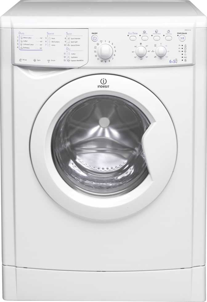 Indesit IWDE 7125 S