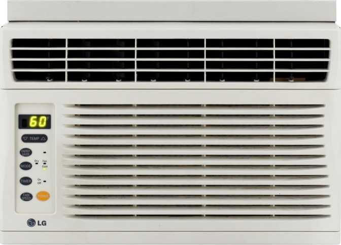 LG Window Air Conditioner LW6013ER