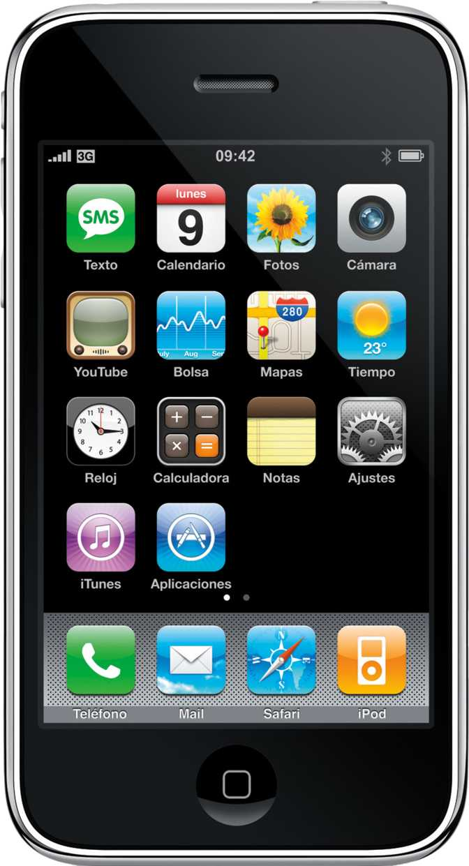 Apple iPhone 3GS 8GB