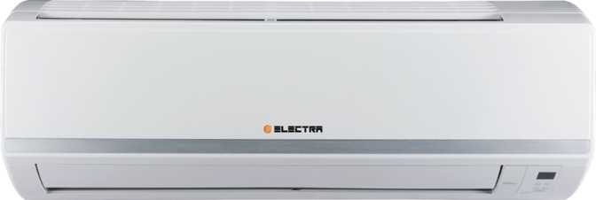High Wall Mono Electra ESP022459  JED 24 DCI Air Conditioner