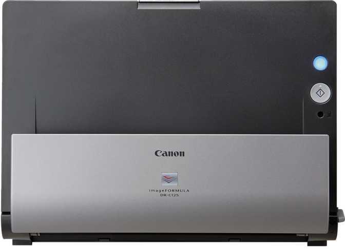 Canon imageFORMULA DR-C125