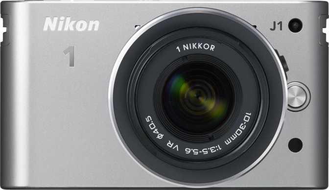Nikon 1 J1 + 1 Nikkor 10-30mm f/3.5-5.6 VR