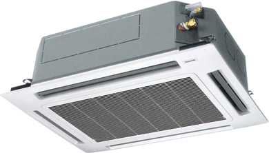 Panasonic Ceiling Recessed Heat Pumps U-36PE1U6