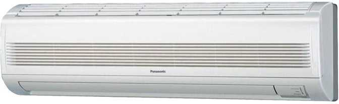 Panasonic Wall Mounted Heat Pumps CU-KE24NKU