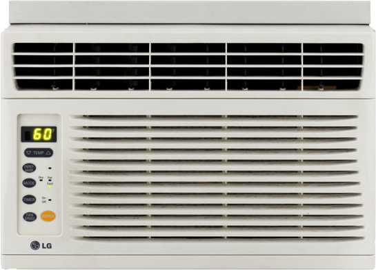 LG Window Air Conditioner LW6012ER