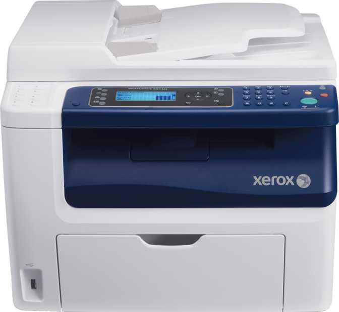 Xerox WorkCentre 6015V/NI