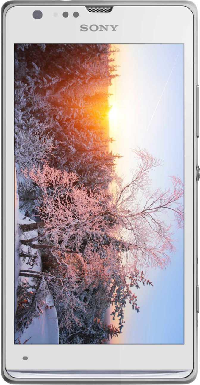 Sony Xperia SP LTE
