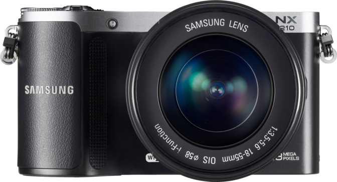 Samsung NX210 + Samsung 18-55mm f/3.5-5.6 OIS iFunction