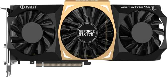 Palit GeForce GTX 770 JetStream 4GB