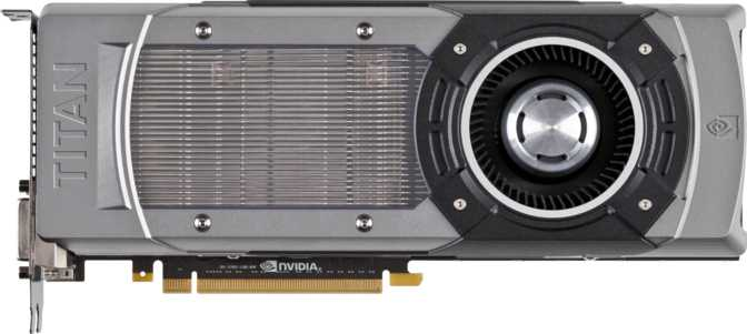 Zotac GeForce GTX Titan AMP! Edition