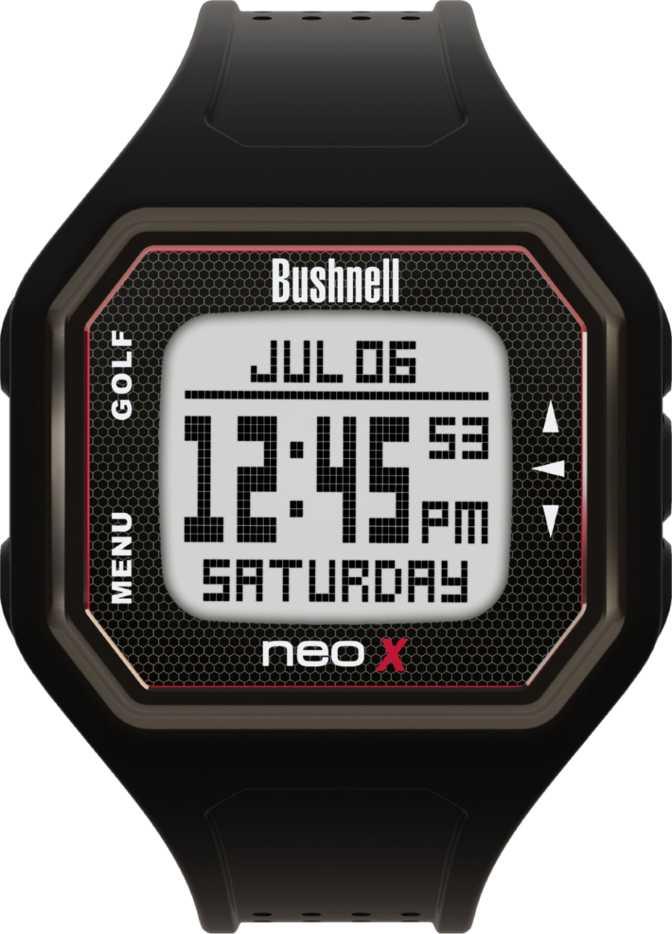 Bushnell Neo X Golf GPS
