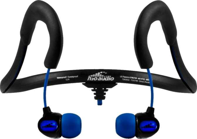H2O Audio Surge Sportwrap 2G Waterproof