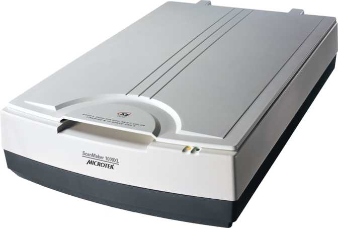 Microtek ScanMaker 1000XL