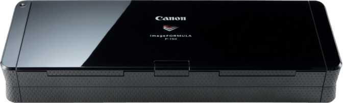 Canon imageFORMULA P-150
