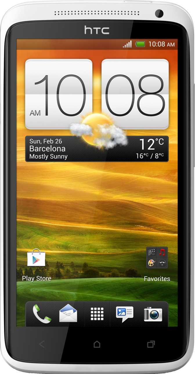HTC X Sprint