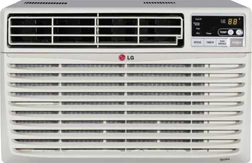 LG Window Air Conditioner LW8012ERJ
